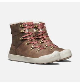 KEEN WOMEN'S ELENA HIKER BOOT WATERPROOF-SEA LION/PLAZA TAUPE