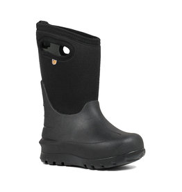 BOGS KIDS' NEO-CLASSIC BOOT-BLACK