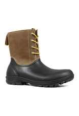 BOGS MEN'S SAUVIE SNOW LEATHER BOOT-TAN