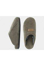 NAOT MEN'S LAZE SLIPPER-DARK GRAY