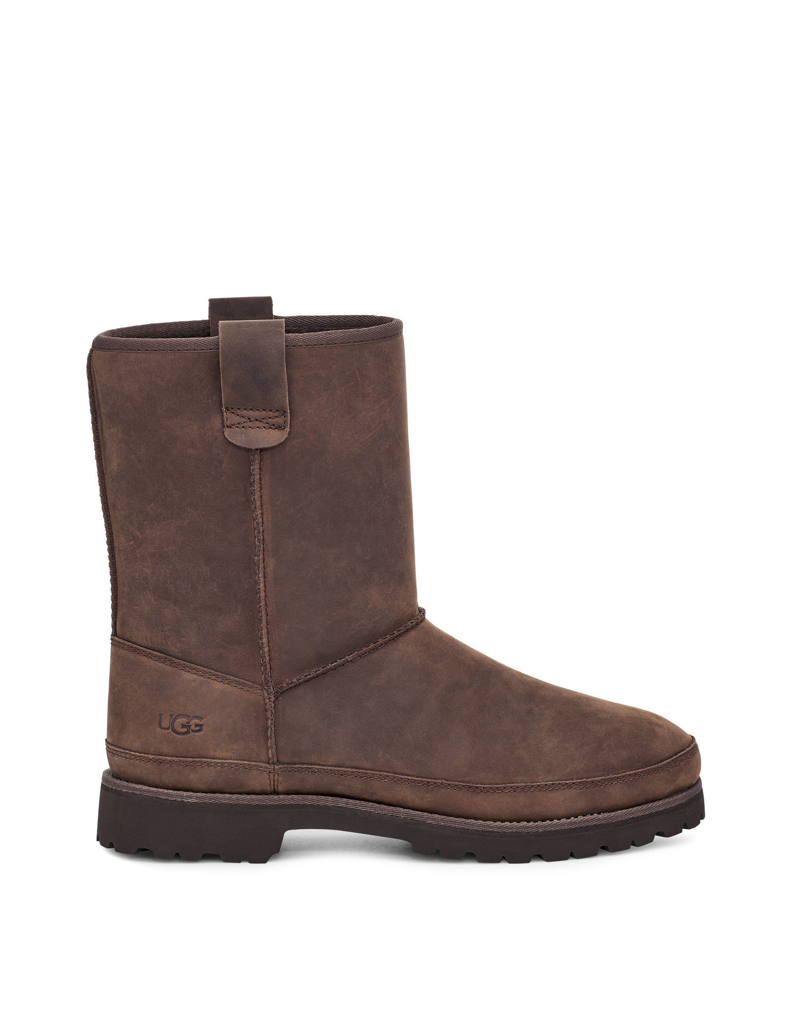 UGG MEN'S COURTLAND WEATHER BOOT-GRIZZLY