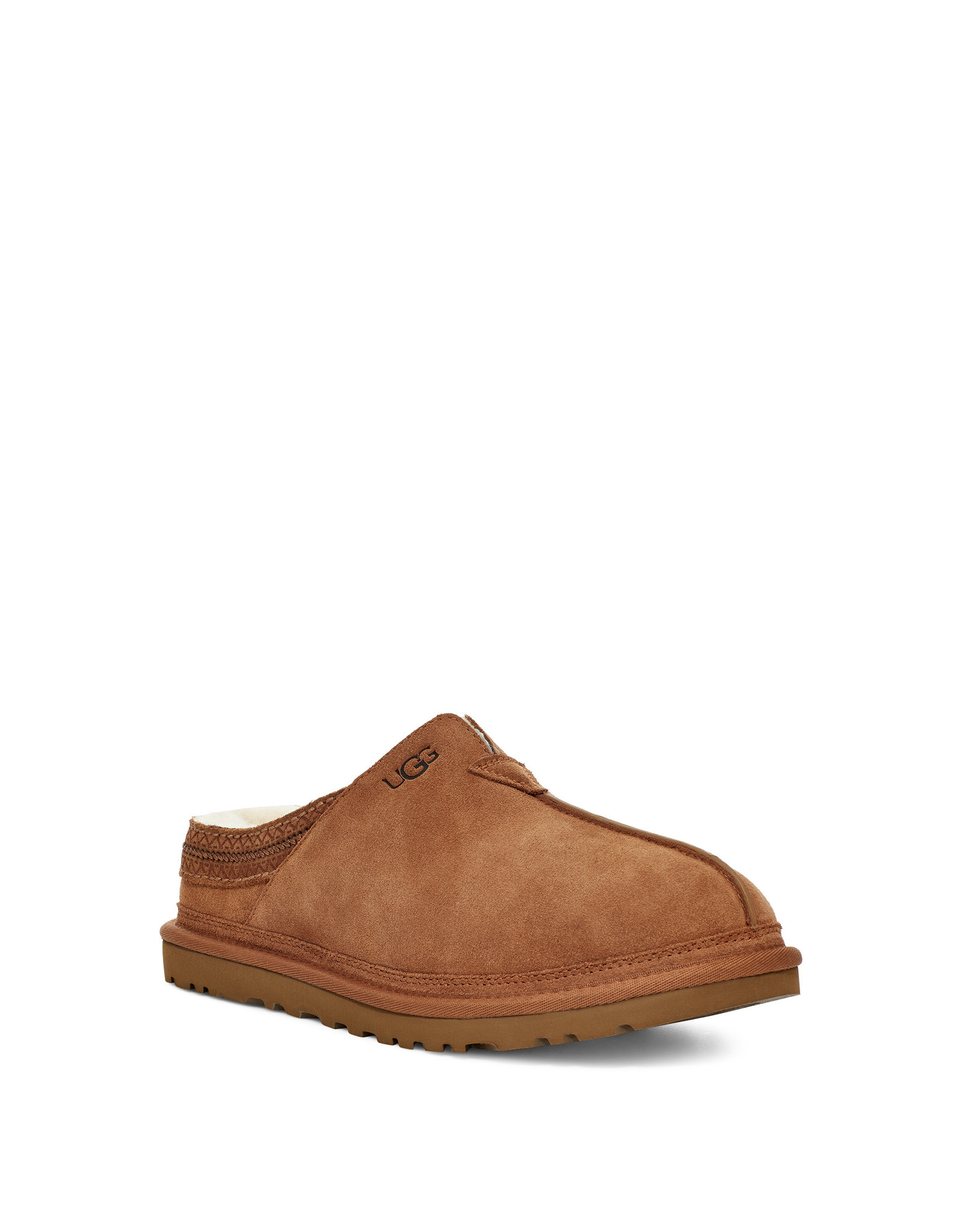UGG MEN'S NEUMAN SLIPPER-CHESTNUT