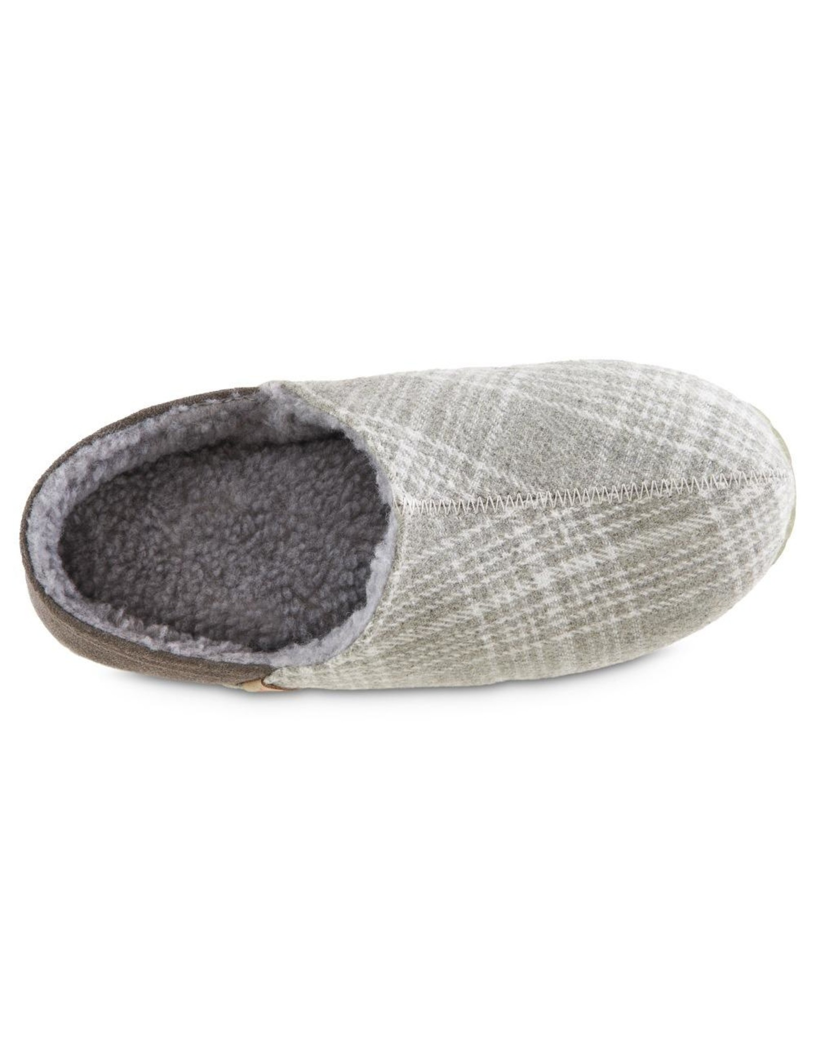 ACORN WOMEN'S ALGAE-INFUSED PARKER SLIPPERS-GRAY