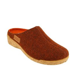 TAOS WOMEN'S WOOLLERY-BURNT ORANGE