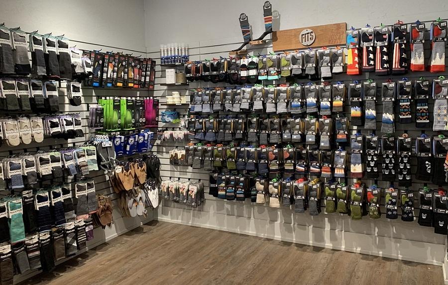 Birkenstock-Bend Shoe Co Sock Wall 2