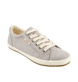 TAOS WOMEN'S STAR-GREY WASH CANVAS