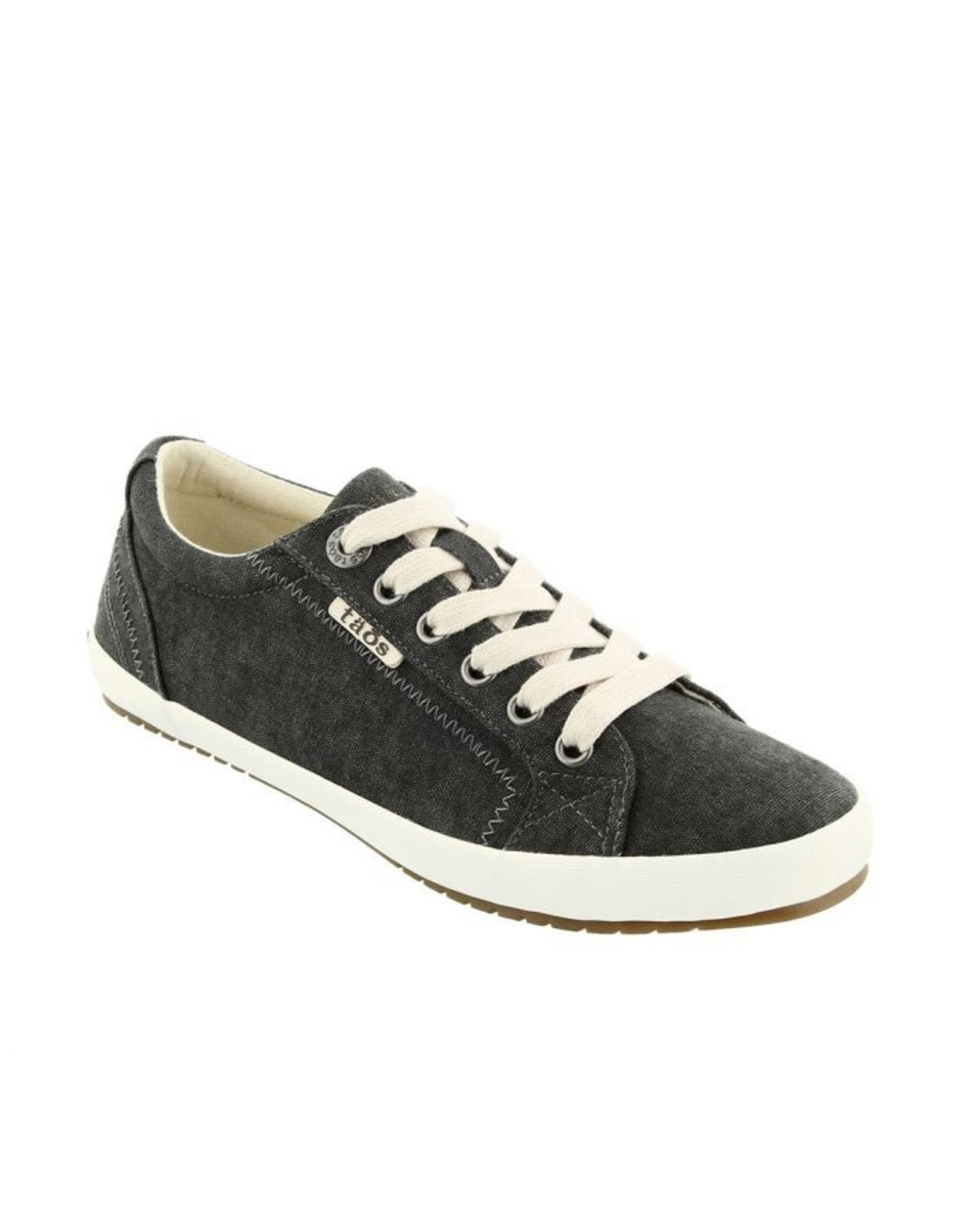 TAOS WOMEN'S STAR-CHARCOAL WASH CANVAS