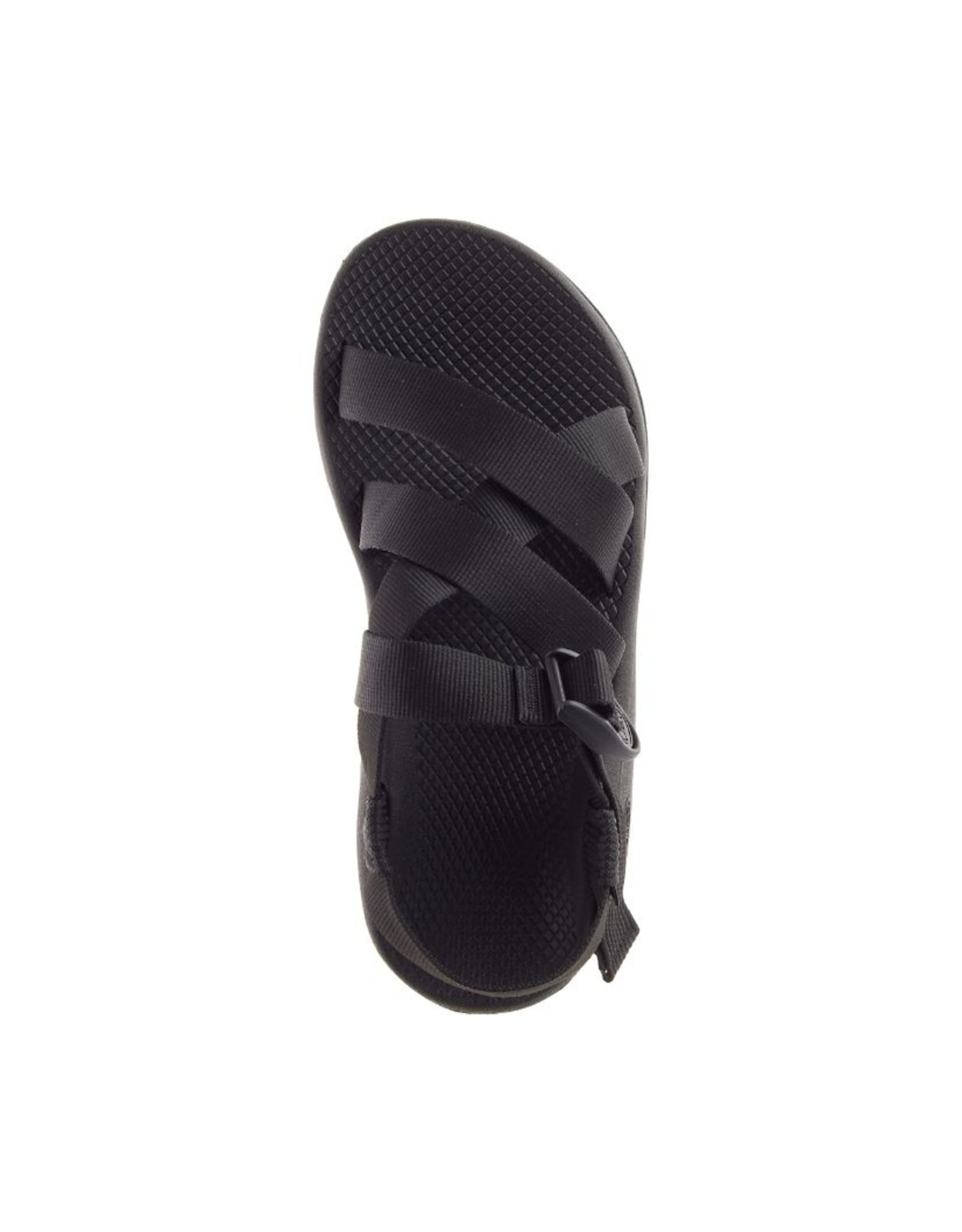 CHACO MEN'S BANDED Z CLOUD-SOLID BLACK