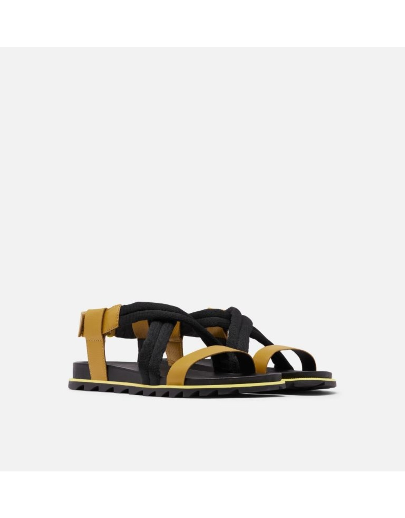 SOREL WOMEN'S ROAMING DECON SANDAL-DIOXIDE GOLD