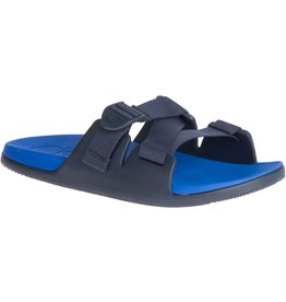 CHACO MEN'S CHILLOS SLIDE-ACTIVE BLUE