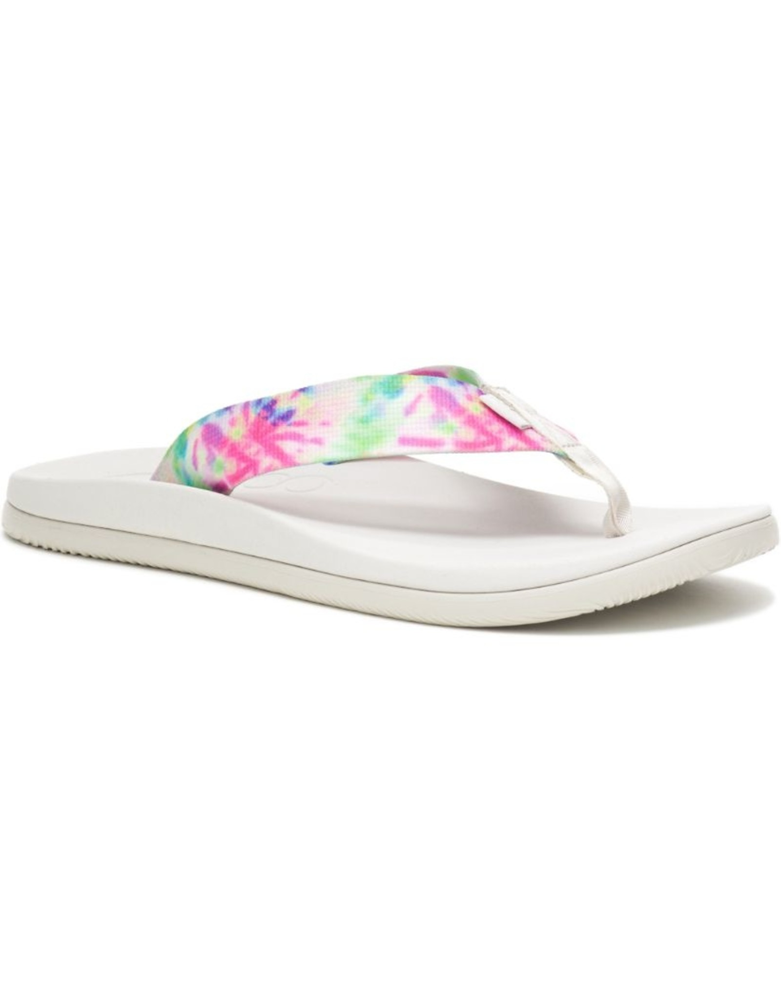 CHACO WOMEN'S CHILLOS FLIP-LIGHT TIE DYE