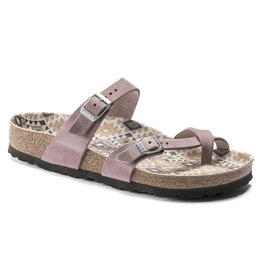 BIRKENSTOCK MAYARI OILED LEATHER-ETHNO LAVENDER BLUSH