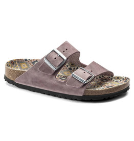 BIRKENSTOCK ARIZONA OILED LEATHER-ETHNO LAVENDER BLUSH