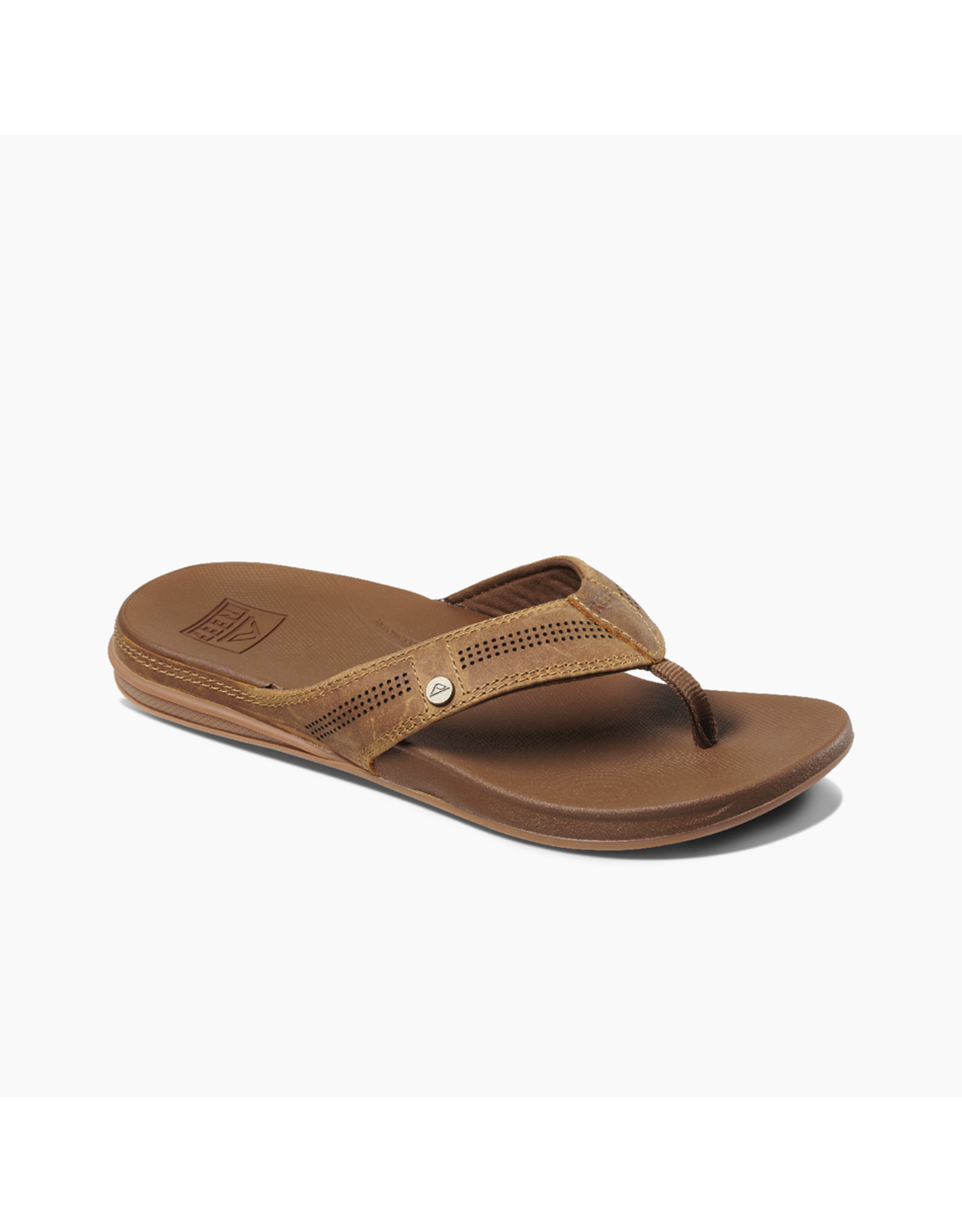 REEF MEN'S CUSHION LUX-TOFFEE
