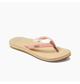 REEF WOMEN'S CUSHION SANDS-CANTALOUPE