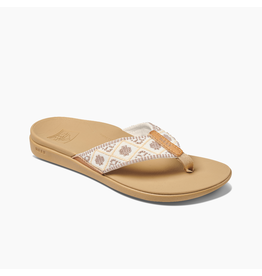 REEF WOMEN'S ORTHO WOVEN-VINTAGE WHITE