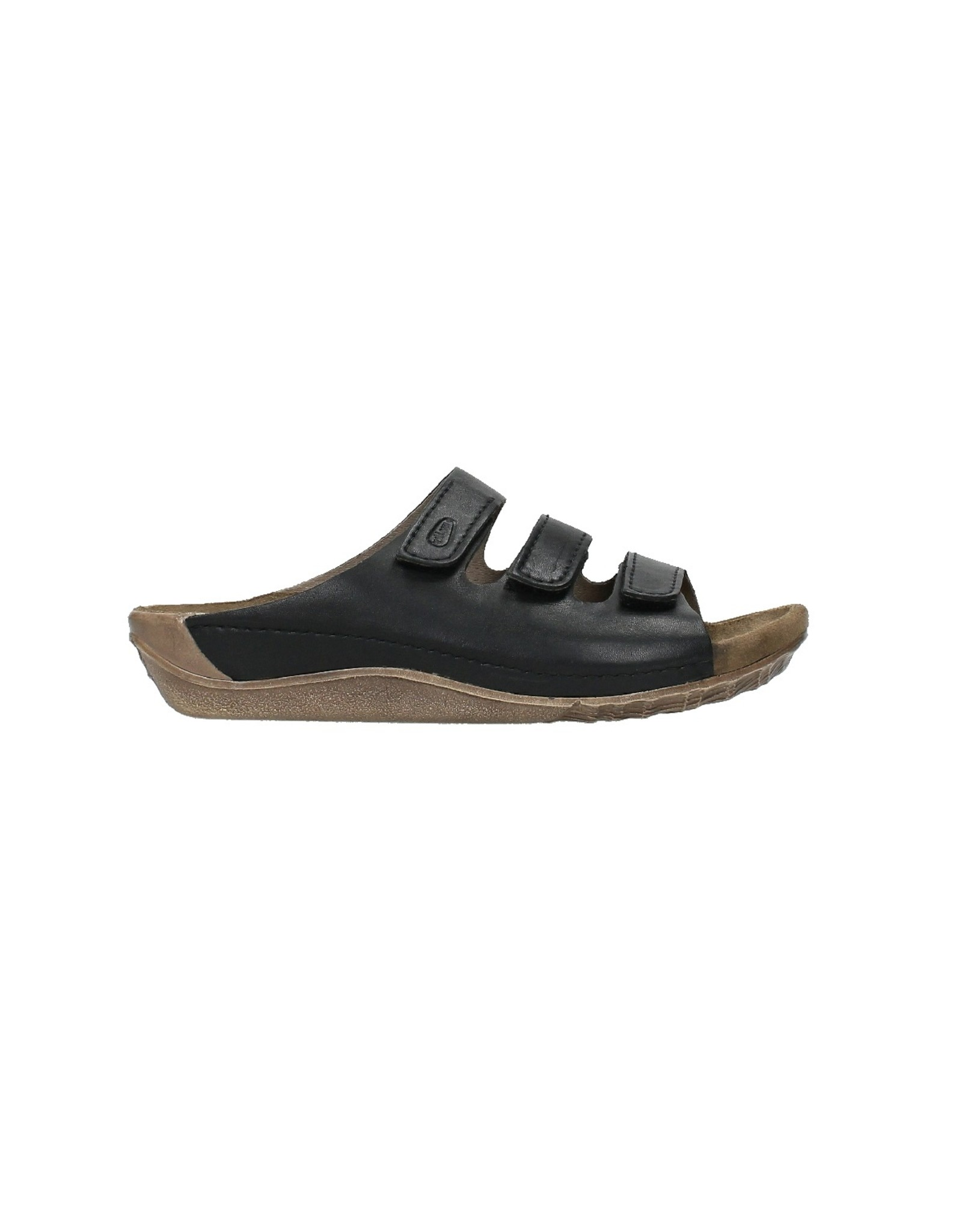 WOLKY WOMEN'S NOMAD-BLACK
