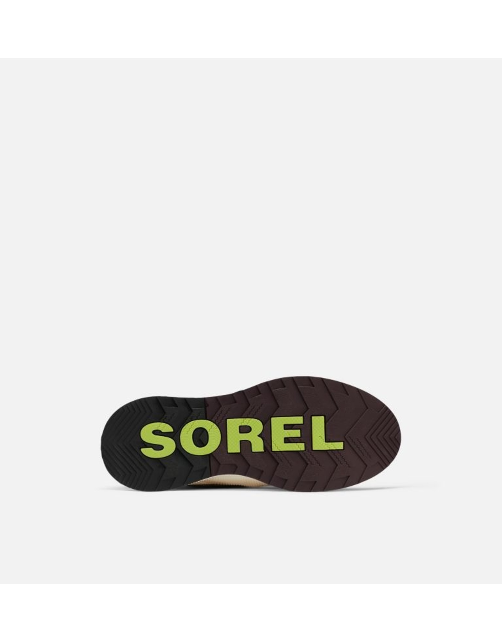 SOREL WOMEN'S OUT N ABOUT III CLASSIC DUCK BOOT-OMEGA TAUPE, BLACK