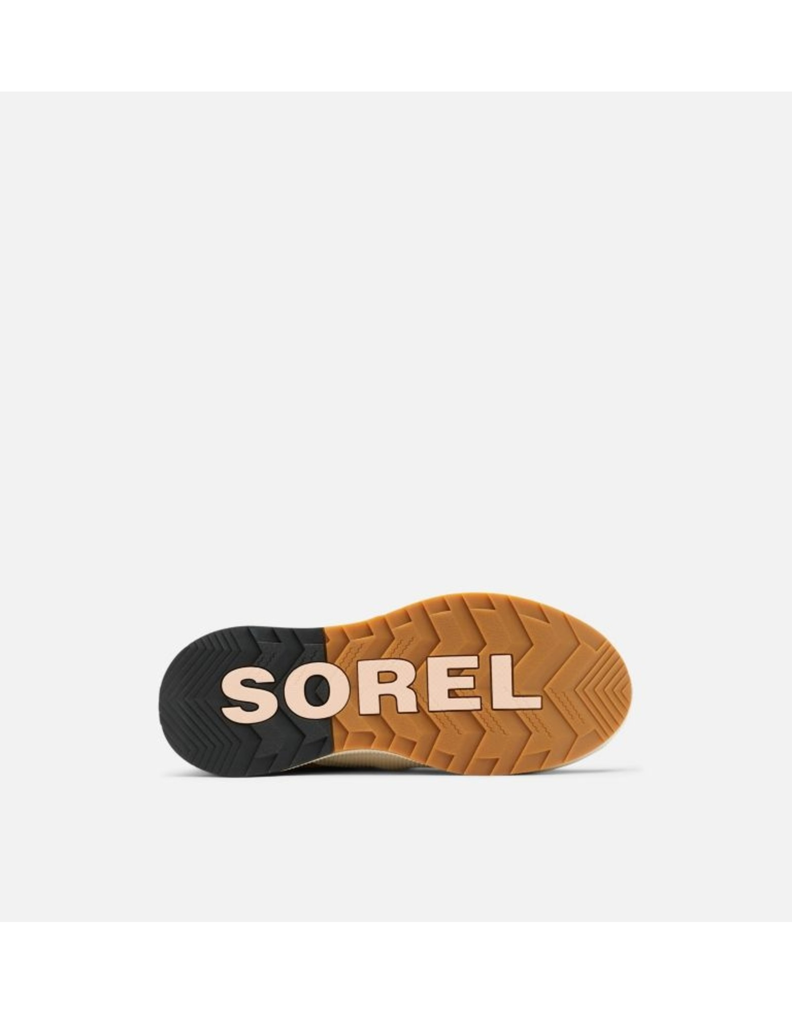 SOREL WOMEN'S OUT N ABOUT III CLASSIC DUCK BOOT-SAGE, BLACK