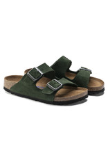 BIRKENSTOCK ARIZONA SOFT FOOTBED SUEDE LEATHER-MOUNTAIN VIEW