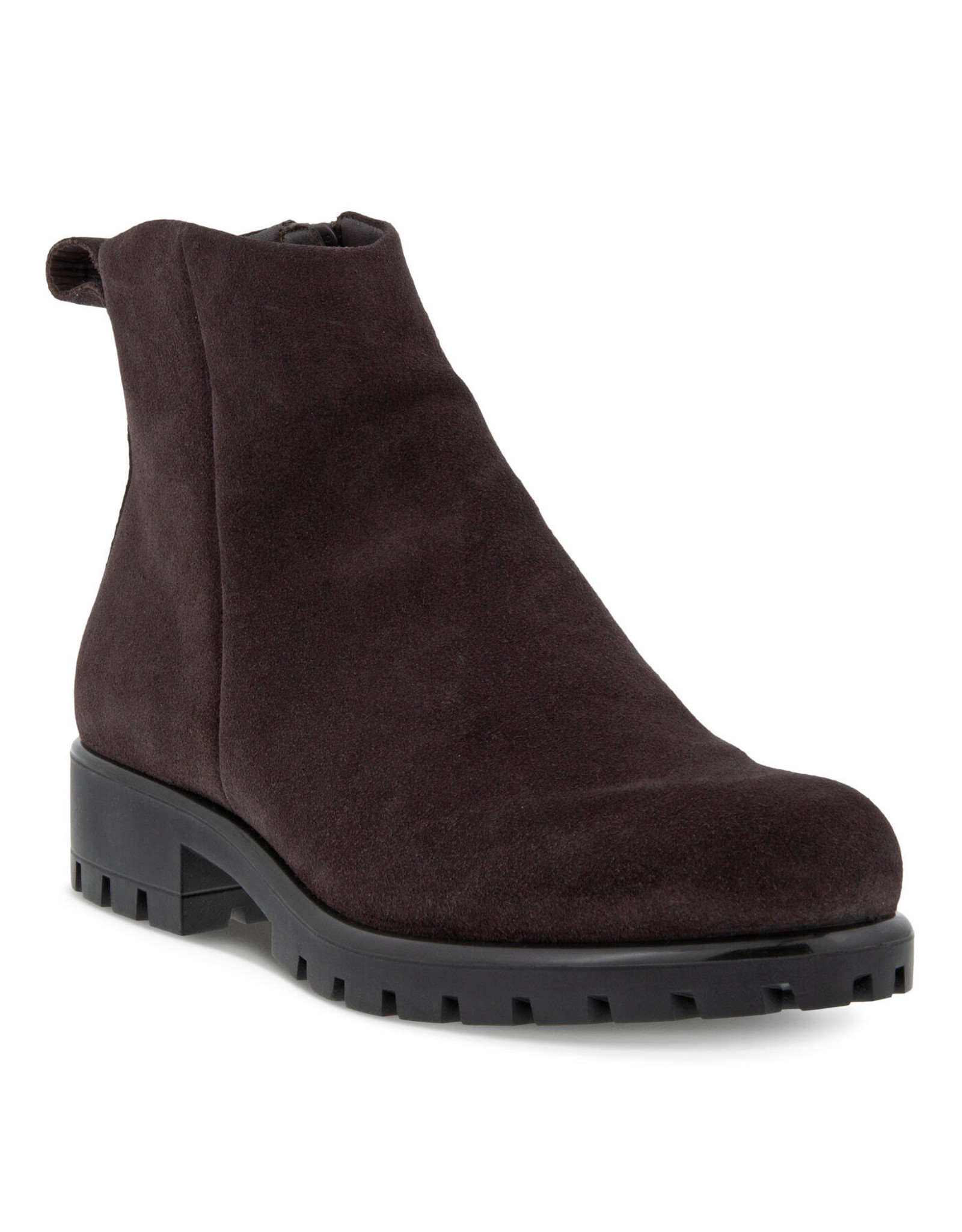 ECCO WOMEN'S MODTRAY ANKLE BOOT-SHALE
