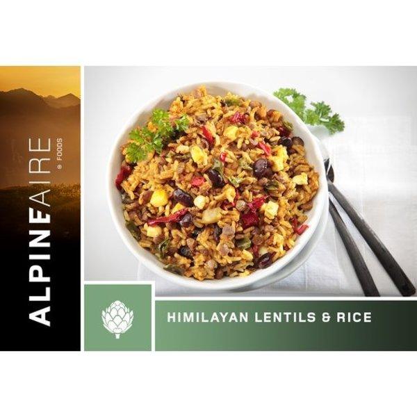 AlpineAire AlpineAire Himalayan Lentils & Rice, Vegetarian