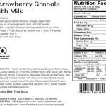 AlpineAire Strawberry Granola