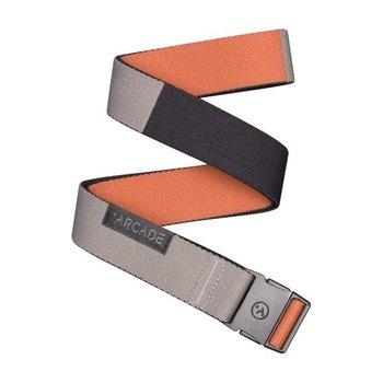 Arcade Ranger Slim Deep Copper/Color Block Belt