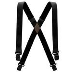 Arcade Jessup Black Suspenders