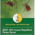 Care Plus Care Plus DEET 30% Insect Repellent Pump Spray