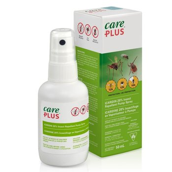 Care Plus Care Plus Icaridin 20% Insect Repellent Pump Spray 100ml