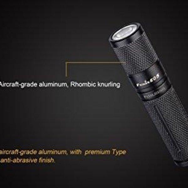 Fenix E05 Flashlight 85 Lumens Fenix