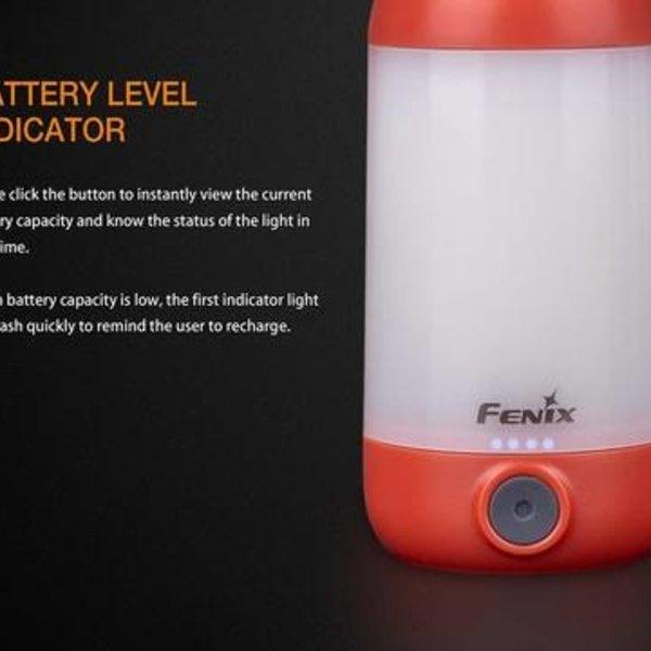 Fenix CL26R Camping Lantern Red Fenix