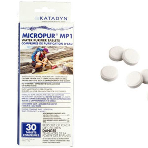 Katadyn Micropur MP1 Water Purifier Tablets