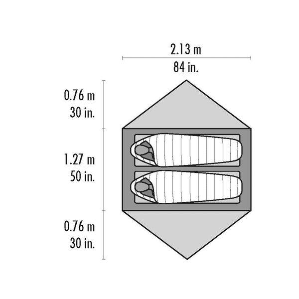 MSR Hubba Hubba NX Tent V8