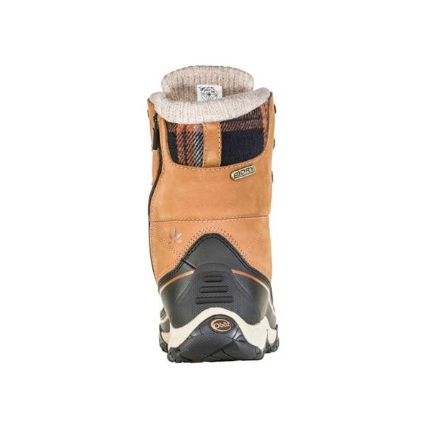 """Oboz Sapphire 8"""" Insulated BDry"""