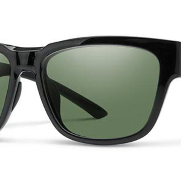 Smith Ember Black / Polarized Gray Green SMITH Chromapop
