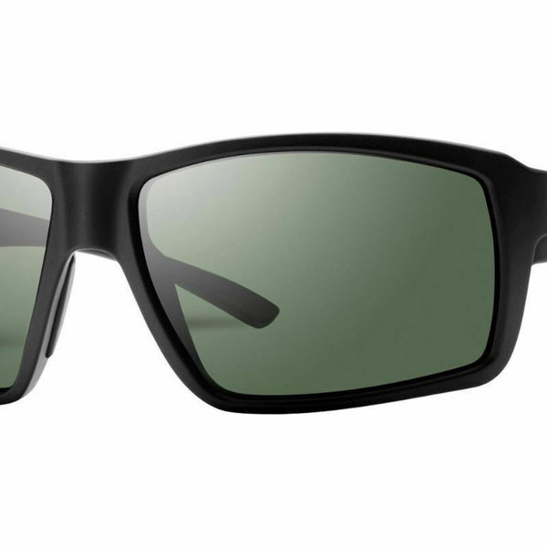 Smith Colson Matte Black / Gray Green SMITH Chromapop Polarized