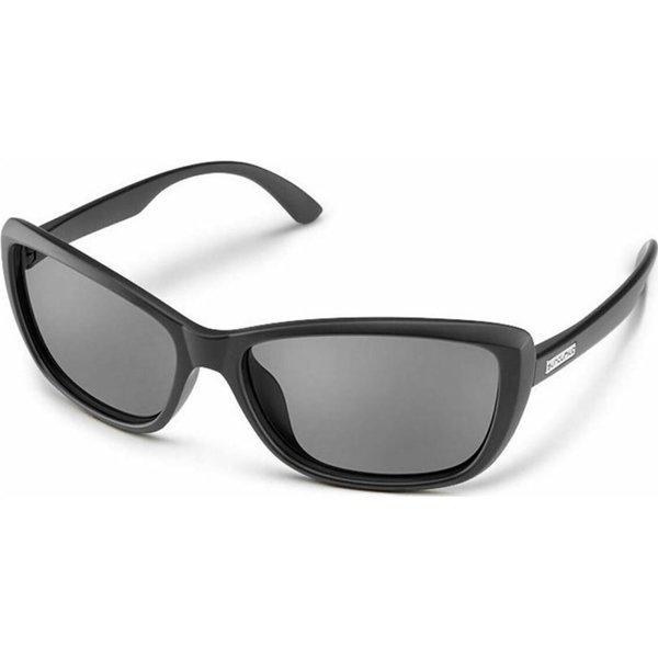 SunCloud Throwback Matte Black/Polar Gray