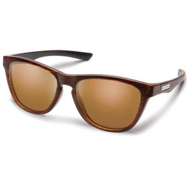 SunCloud Suncloud Topsail Burnished Brown/Polarized Brown