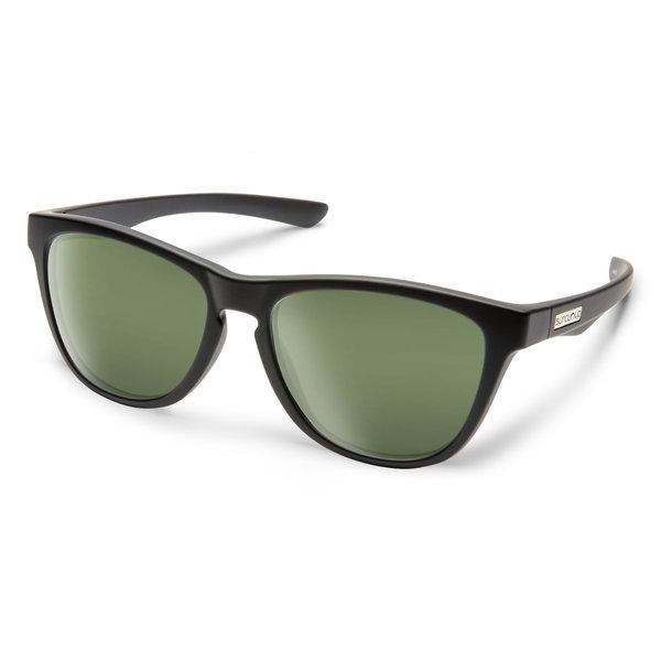 SunCloud Suncloud Topsail Matte Black/Polar Green
