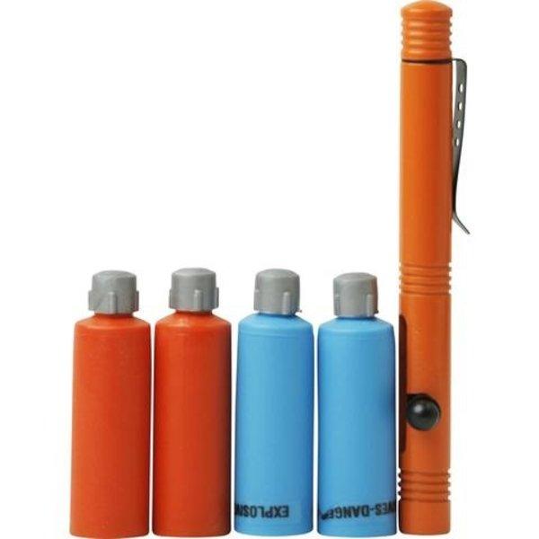 TruFlare Pen-Type Launcher Kit Model 02CW 2 Whistles / 2 Bear Bangers, TruFlare