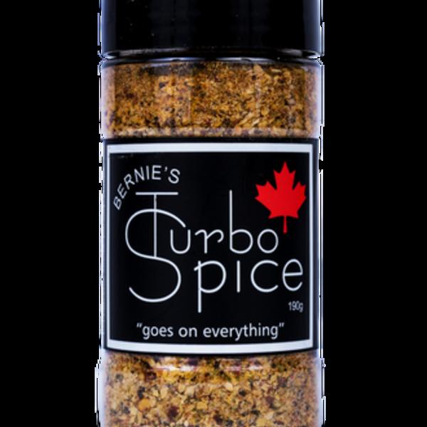 Turbo Spice Bernie's Turbo Spice 190g