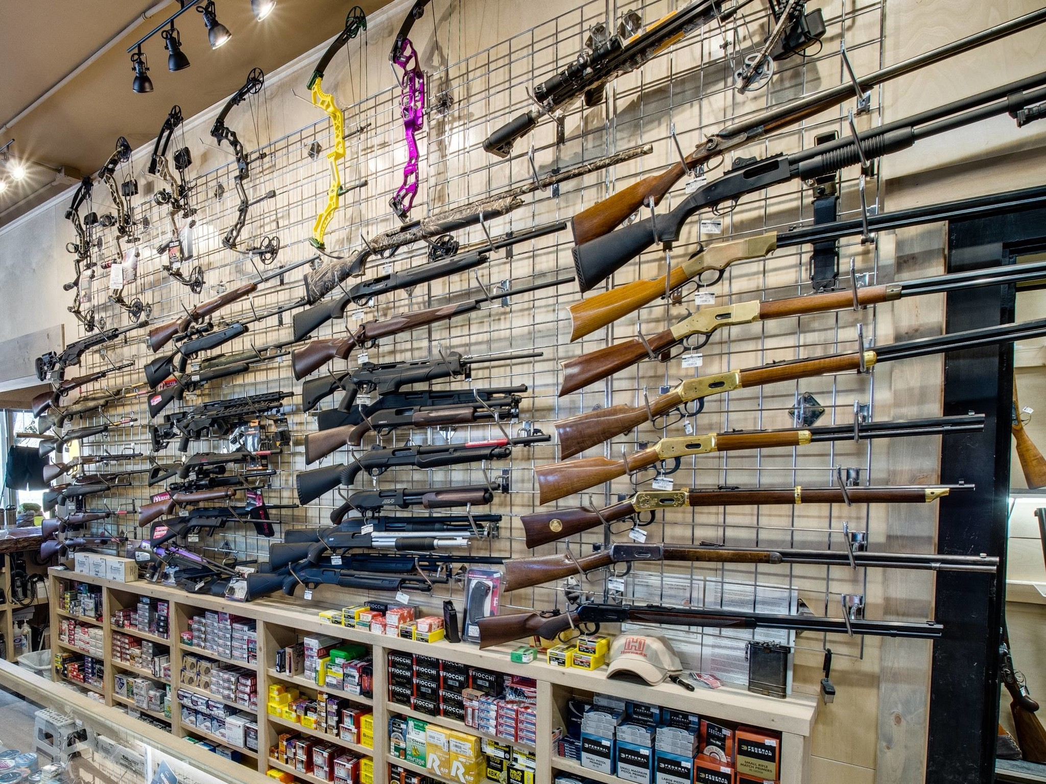 Monashee Outdoors firearms and bows