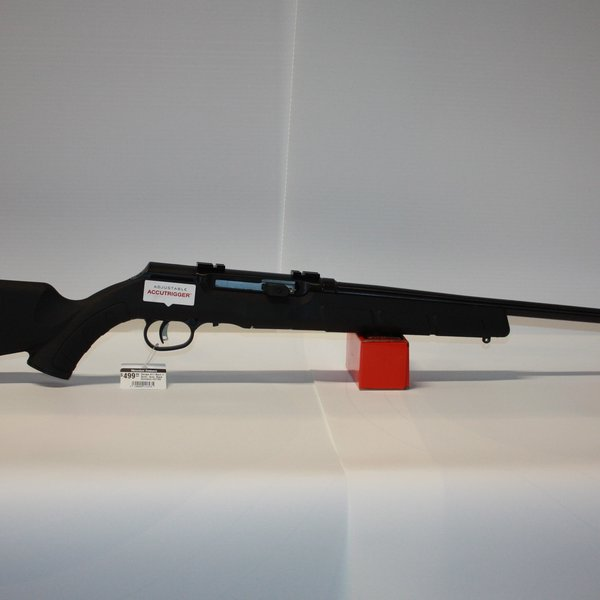 Savage Arms Savage A17 Mach II Semi-Auto, Black Synthetic #47700