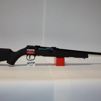 Savage Arms Savage A17 HMR Semi-Auto, Black Synthetic #47001