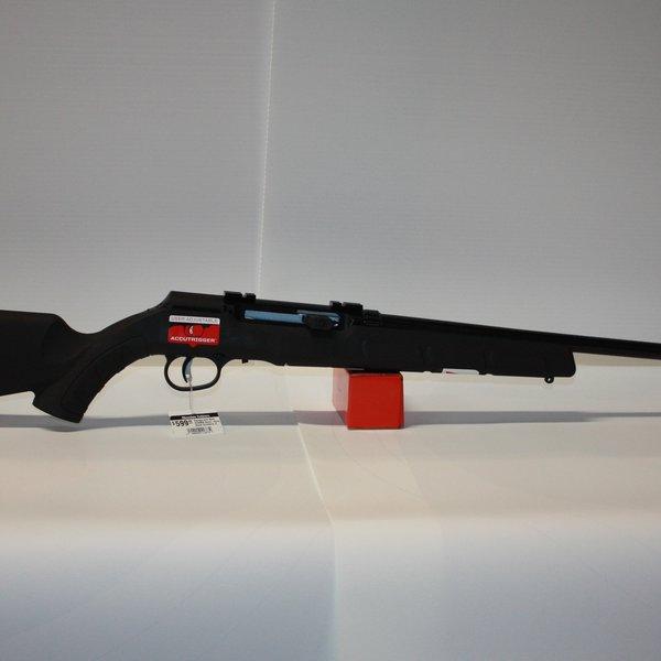 Savage Arms Savage A22 MAG 22WMR Semi-Auto, Black Synthetic #47400