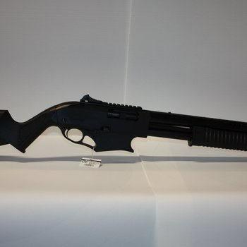 """Canuck Canuck Recon 12 Gauge, Black, 3"""" 20"""" Mag Fed Pump 2x5rds, 3 Chokes"""