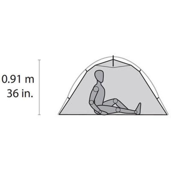 MSR Hubba NX Tent V7