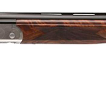 Savage Arms Stevens 555 E 20 gauge Over & Under, Aluminum Engraved, Savage Arms 22593